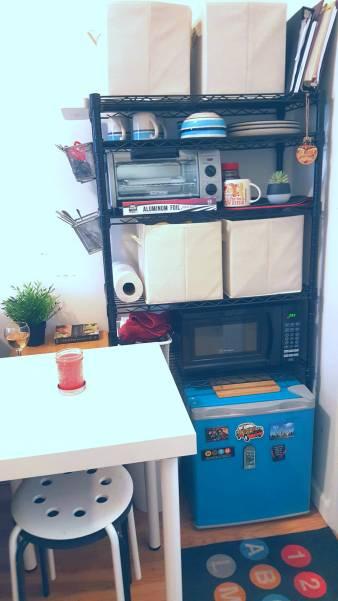 nano apartment kitchen
