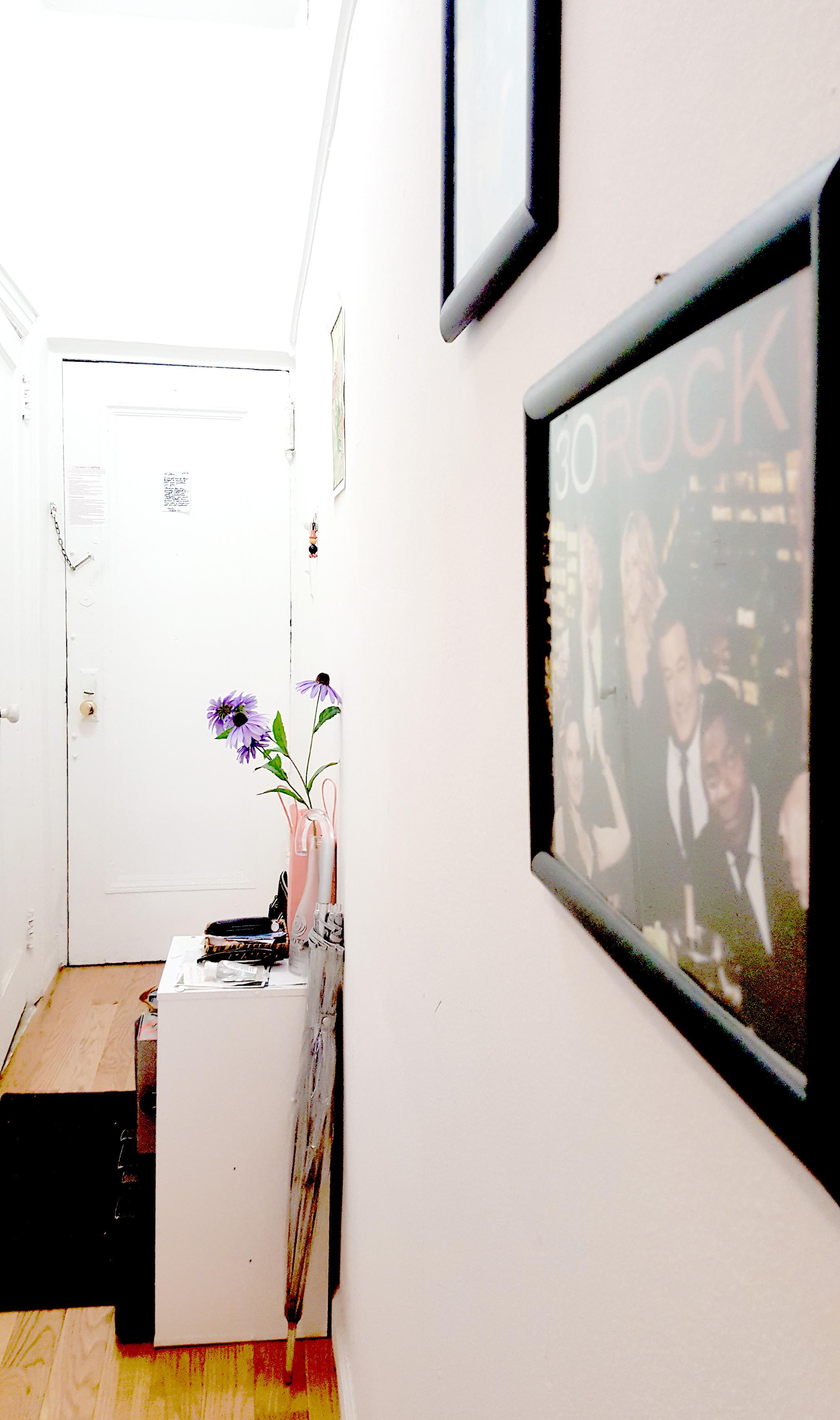 Tiniest foyer